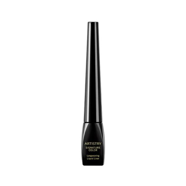 Dlhotrvácna tekutá očná linka - Black ARTISTRY SIGNATURE COLOR™